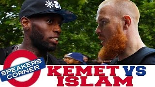 Kemet vs Islam | Speakers Corner