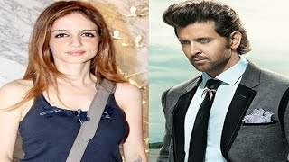Hrithik Roshan fumes when questioned about Sussanne