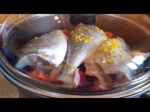 Sinigang na Isda sa Lemon (Fish in Lemon)