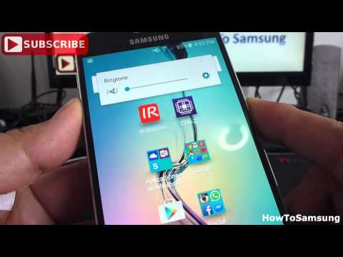 How to reset your Samsung Galaxy S6 Basic Tutorials