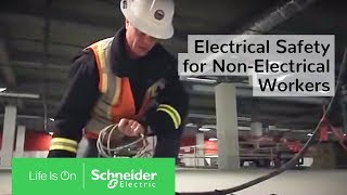 Download Electrical Safety Awareness for Non-Electrical Workers Video