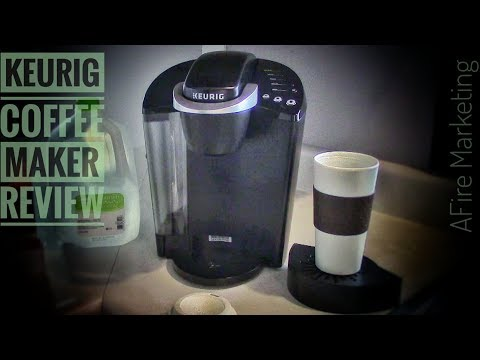 Keurig K50 & K55 Series Coffee Maker:  Review & How To Use