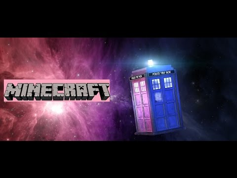 Minecraft Xbox 360: Building the tardis