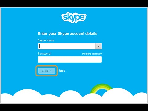 how to turn on webcam in skype windows 8