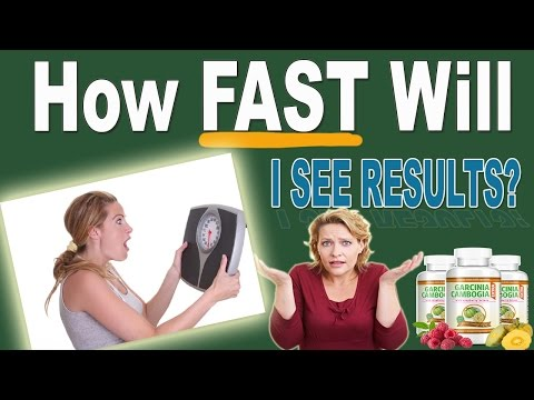 How Fast Will I See Results With Garcinia Cambogia Extract And Does Garcinia Cambogia Really Work?