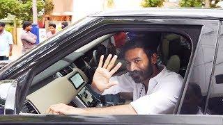 Dhanush Mass Entry   Pakkiri Movie Press Screening Reactions    Positive Response   Kolly Infos