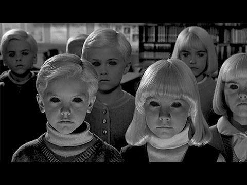 The CREEPY History & Encounters of Black Eyed Children