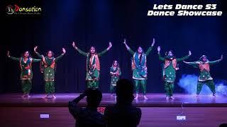 Bhangra Girls Stage Performance | Bhangra Songs Mashup | Choreography Dansation Dance Studio