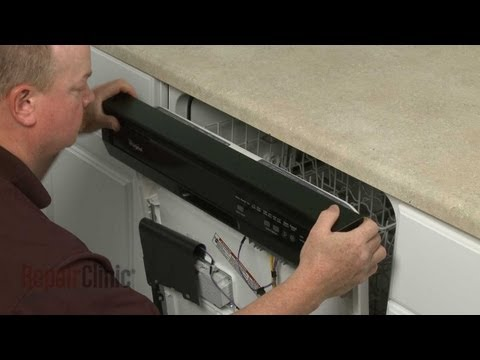 Whirlpool Dishwasher Buttons Not Working? Repair #W10380381