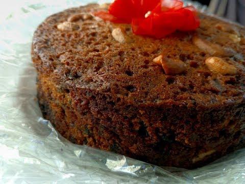 Plum cake/Christmas special plum cake