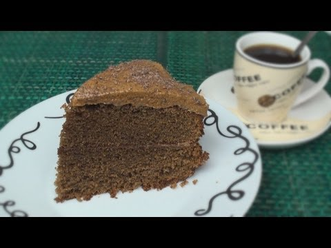 The Coffee-Lover's Coffee Cake Recipe