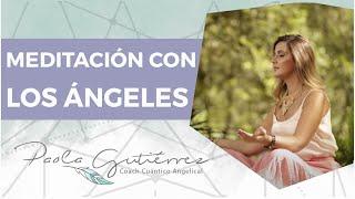 Meditación para conectar con la energía angelical