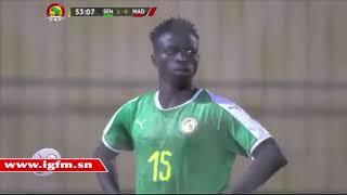 SÉNÉGAL vs MADAGASCAR (2-0) – Résumé du match
