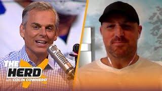 Jason Witten talks Dak's progression, Kellen Moore & returning to football | NFL | THE HERD