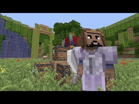 Minecraft (Xbox 360) - Castaway Oasis Hunger Games