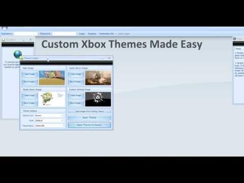 How To Create Custom Xbox Themes 2