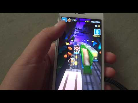 Subway Surfers New Orleans Gameplay