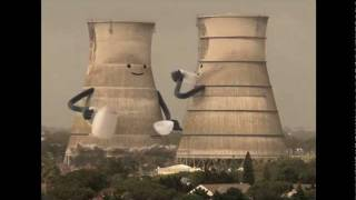 Collapsing Cooling Towers  // Ecotricity