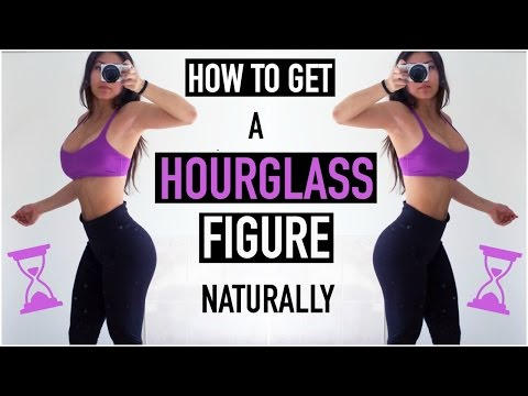 10 Exercises For Getting Curves | How To Get A Curvy Body Naturally