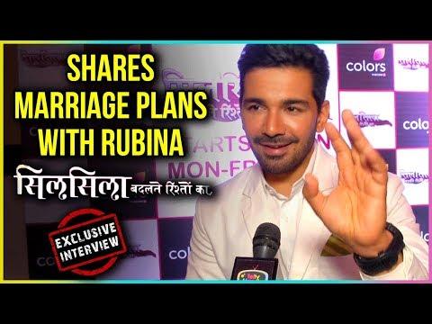 Abhinav Shukla Shares His MARRIAGE PLANS With Rubina Dilaik | EXCLUSIVE Interview | TellyMasala