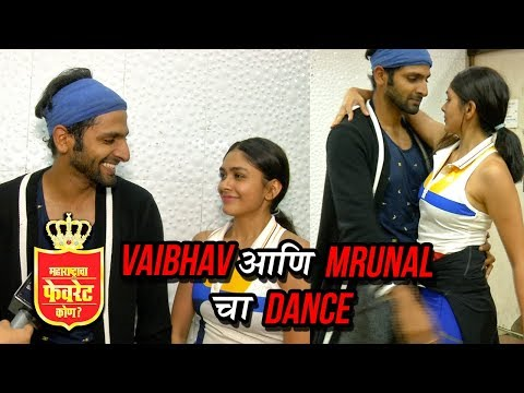 Xxx Mp4 Maharashtracha Favourite Kon Rehearsal Amp Interview Vaibhav Tatwawaadi And Mrunal Thakur 3gp Sex