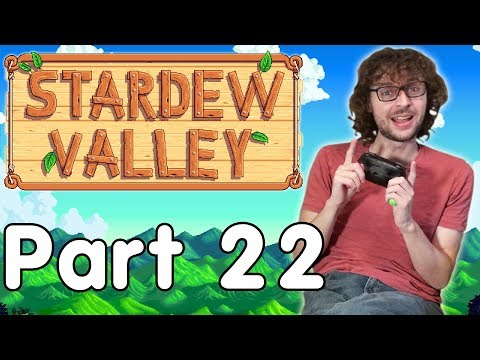 Stardew Valley - Diamond! - Part 22