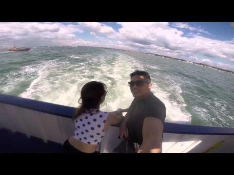 Exploring Poole's Brownsea Island
