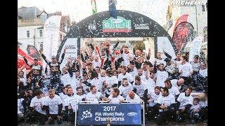 Ogier, 2017 World Rally Champion - WRC Wales Rally GB - Michelin Motorsport