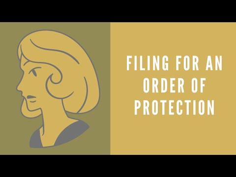 Order of Protection - South Carolina Legal Services