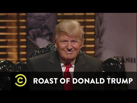 Roast of Donald Trump - Words that Describe Trump