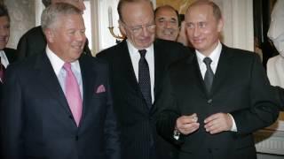 That Time Vladimir Putin Stole Robert Kraft