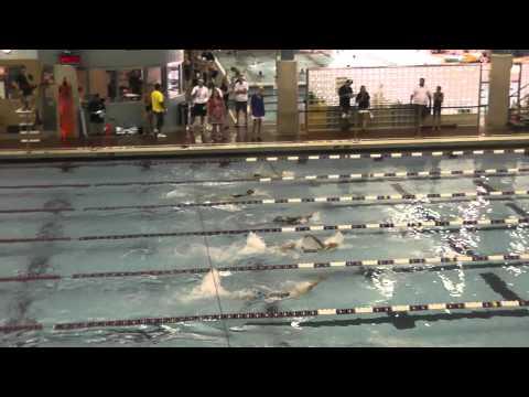 Junior Olympics 2012 Day One - 50 Meter Backstroke