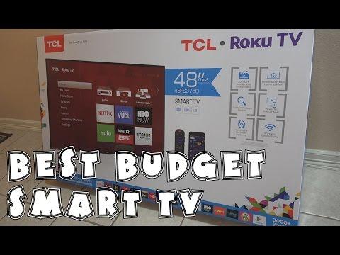Best Budget Smart TV | EpicReviewGuys CC