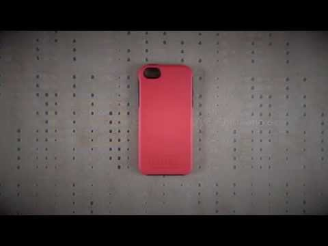 iPhone 5c: OtterBox Symmetry Series Installation