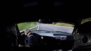 Onboard Sergio Cruz - Luka Larrosa | BMW 325i | Rallysprint La Cerdanya 2018