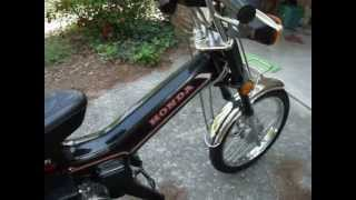 1980 Honda PA50-II Moped First Start And Ride Of The Year