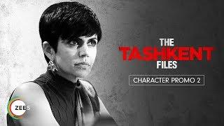 Mandira Bedi | Character Promo 2 | The Tashkent Files | A ZEE5 Original | Streaming Now On ZEE5