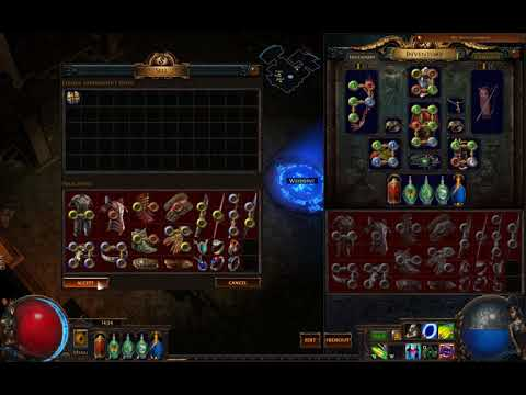 Turning in the Chaos Recipe efficiently - Path of Exile