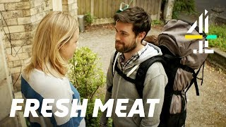 The First & Last Lines Spoken by Fresh Meat Characters