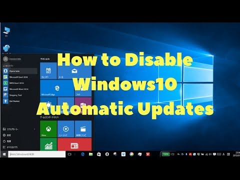 How to Disable Windows 10 Automatic Updates| Auto update stop | windows 10 updates unable | Bangla |