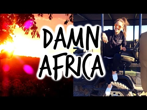 DISCONNECTED | South African Safari | Travel Vlog Part 2