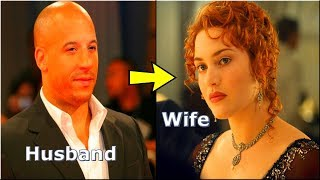 10 Real Life Beautiful Wife of Hollywood Actors