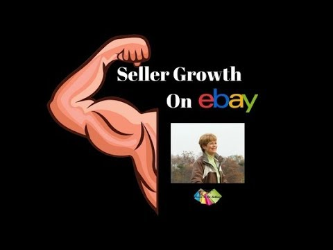 Seller Growth On eBay!