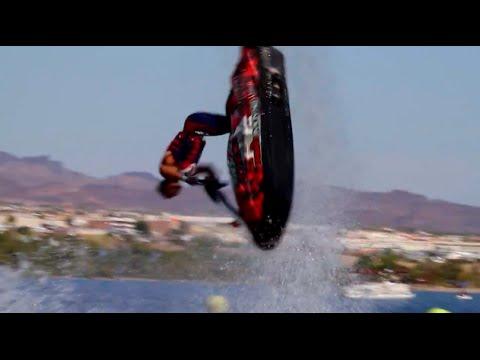 New Jet Ski Freestyle World Finals 2018.......  Someday :)