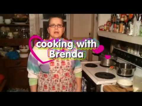 Brenda makes her home made mountain fudge