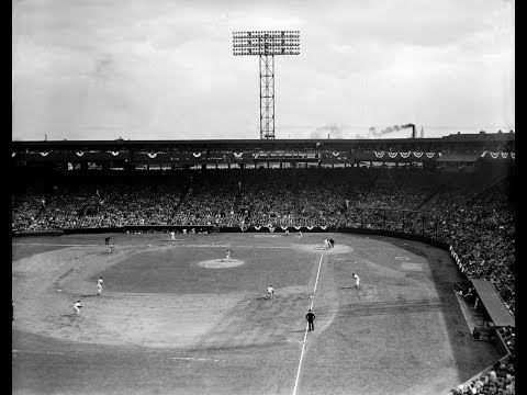 Opening Day at Fenway Park over the years