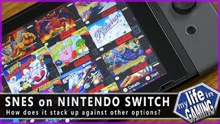 SNES on Switch - How does it stack up against other options? :: MLiG Ad-Lib / MY LIFE IN GAMING