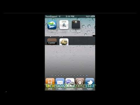 How To Change Your Carrier Logo On The iPhone or iPod Touch With FakeCarrier