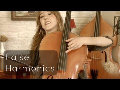 False Harmonics   How To Music   Sarah Joy