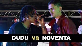 DUDU X NOVENTA  - | Eliminatória GRUPO F - | SEMIFINAL